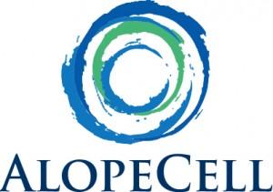 Logotipo de la terapia celular para alopecia, ALOPECELL